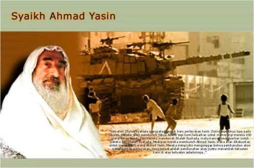 Syaikh Ahmad Yassin