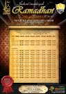Jadwal Imsakiyah Bulan Ramadhan 1433 H untuk Kota Bandung Cimahi