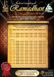 Desain Imsakiyah Ramadhan 1433 H