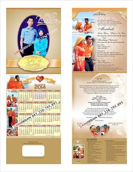 contoh undangan pernikahan dengan bahasa inggris