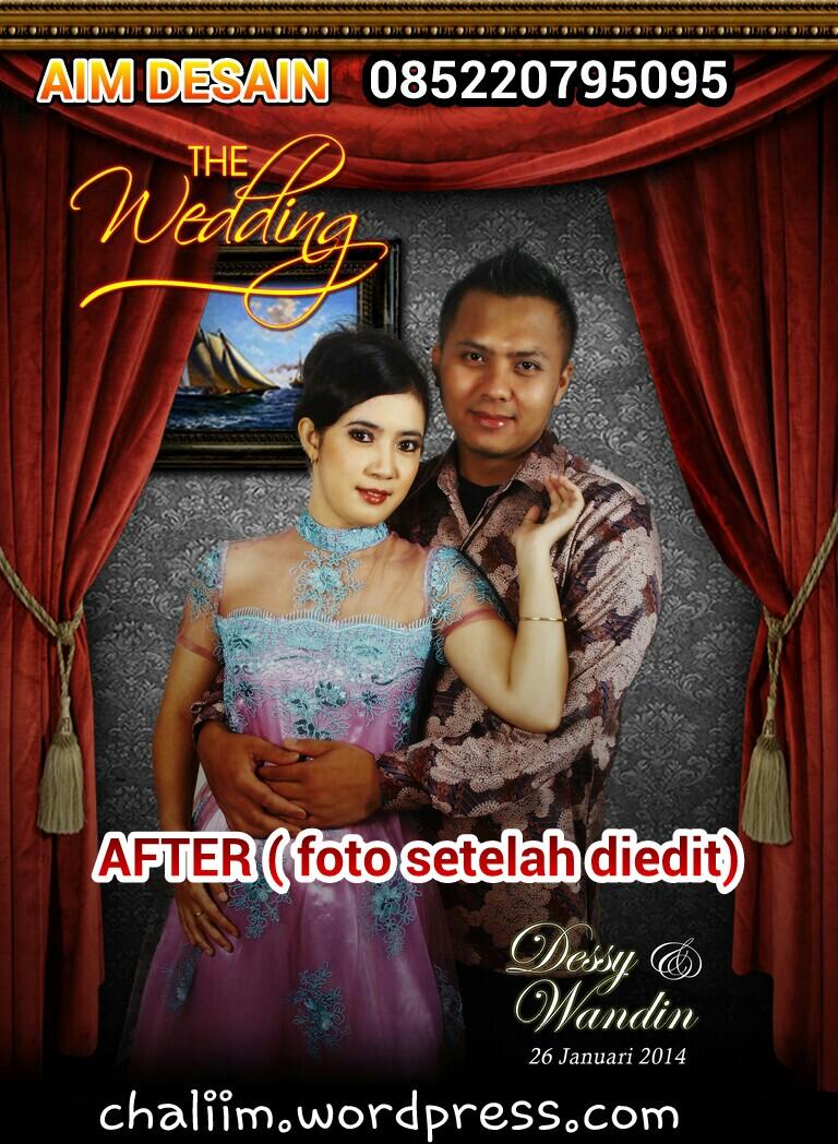 Contoh Undangan Pernikahan Unik | Undangan Murah | Elegan | Undangan ...