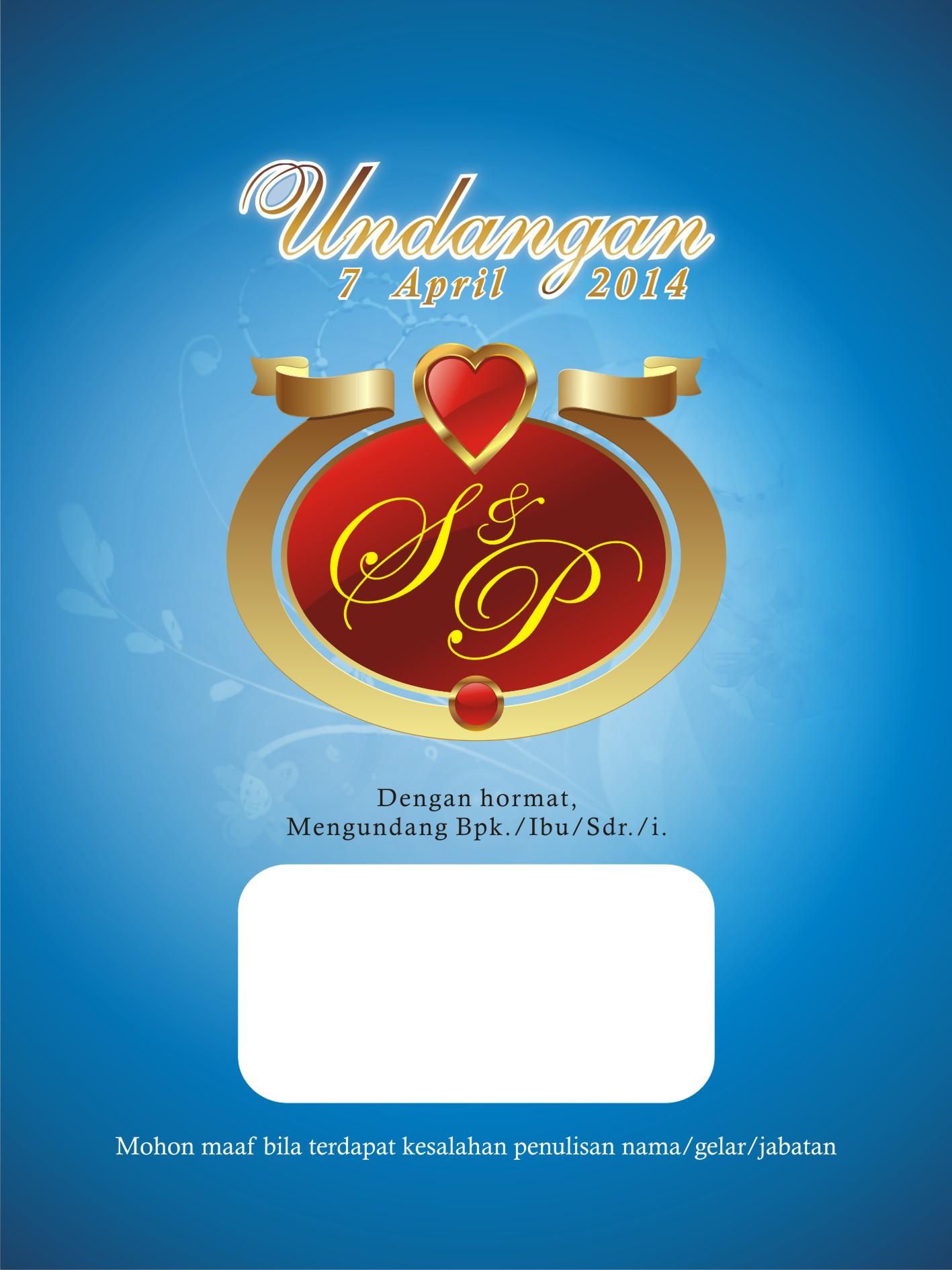 ... Pernikahan Unik   Undangan Murah   Elegan   Undangan Kalender 2013