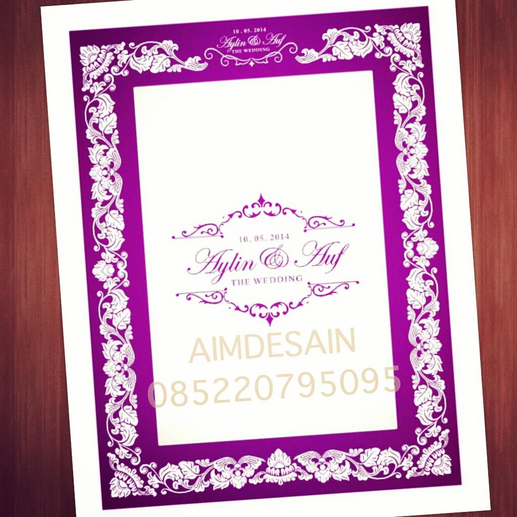 website undangan pernikahan